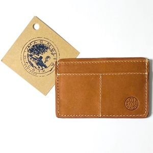 🌈2/$30 NWT Magnolia Leather Wallet